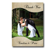 Press Printed Cards/Flat Card/Thank You Cards